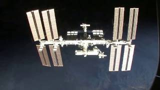 Download Flying around the Space Station : International Space Station Space Shuttle STS 130: Video