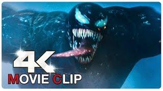 Download VENOM Fight Scene - VENOM (2018) Movie CLIP 4K Video