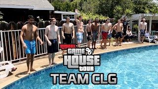 Download CLG HyperX Gaming House Tour Video