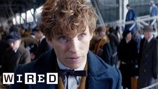 Download The Harry Potter Universe Gets a Visual Effects Overhaul | Design FX | WIRED Video