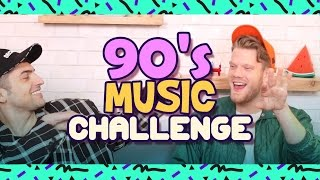 Download 90'S MUSIC CHALLENGE! Video