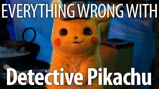 Download Everything Wrong With Pokémon Detective Pikachu Video