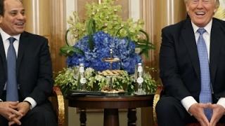 Download On Trip, Trump's Body Language Speaks Volumes Video