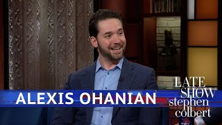 Download How Alexis Ohanian Met His Future Wife Serena Williams Video