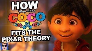Download How Coco Fits Into The Pixar Theory Video