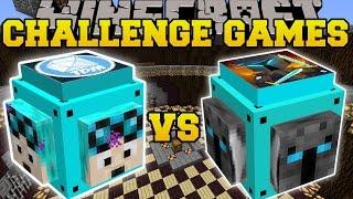 Download Minecraft: DANTDM VS POPULARMMOS CHALLENGE GAMES - Lucky Block Mod - Modded Mini-Game Video