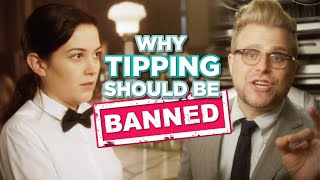 Download Why Tipping Should Be Banned - Adam Ruins Everything Video