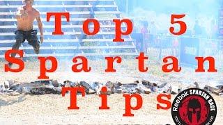 Download TOP 5 Spartan Race / OCR Tips!!! Video