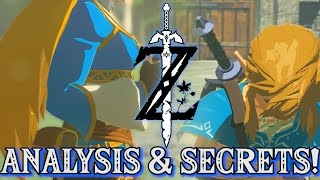 Download Zelda: Breath of the Wild - Life in the Ruins Trailer ANALYSIS & SECRETS! Video