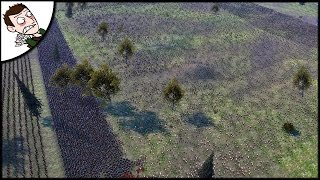 Download Massive 34000 Rome & Sparta v Zombie Survival Battle - Ultimate Epic Battle Simulator Gameplay Video