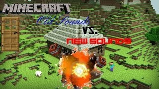 Download Minecraft: Old Sounds vs. New Sounds Video