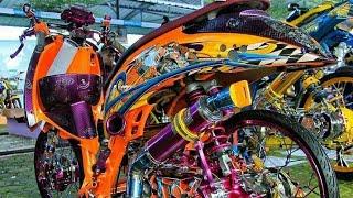 Download SADIS! Modifikasi Motor Terbaik di indonesia Tahun 2018 Video