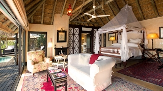Download ROYAL MALEWANE, South Africa's most luxurious safari lodge: review & impressions Video