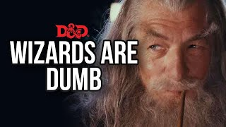 Download Wizards are Dumb Video
