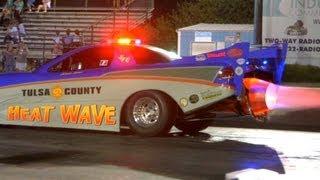 Download ″Jet Car″ Tulsa Heat Wave at San Antonio Raceway Video