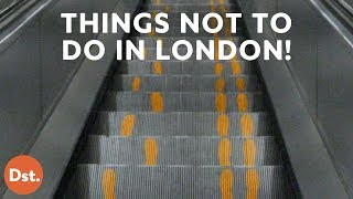Download 18 Things NOT To Do in London Video