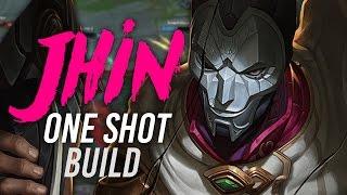 Download Imaqtpie - ONE SHOT JHIN BUILD! Video