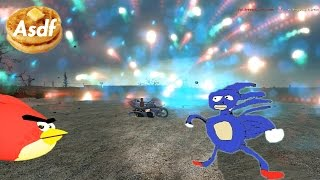 Download GMod with the Asdfs: Fireworks or Hardly Workin' Video