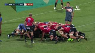 Download 2017 Super Rugby Round 10: Force v Lions Video