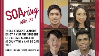 Download 'SOAring With Us' – A Vibrant Student Life in the SMU School of Accountancy Video