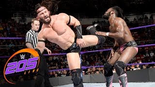 Download Rich Swann & TJ Perkins vs. Neville & The Brian Kendrick: WWE 205 Live, Dec. 20, 2016 Video