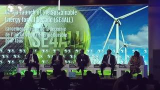 Download Africa Launch of the Sustainable Energy for All (SE4ALL) - Kigali, 19 May 2014 Video