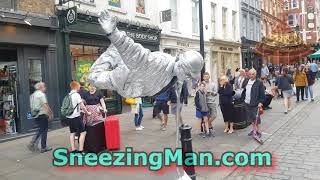 Download GREATEST STREET PERFORMER | London | Levitating Trick Video