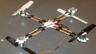 Download Building a Cheap Quadcopter At Home (1) - Lift Off Video