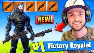 Download *NEW* SHOTGUNS ONLY MODE in Fortnite: Battle Royale! Video