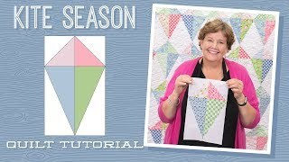 Download Make a ″Kite Season″ Quilt with Jenny! Video