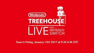 Download Nintendo Treehouse Live with Nintendo Switch Video