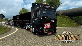 Download Scania Streamline + som 112 113 + granel ETS2 1.25 Video