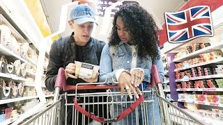 Download GROCERY SHOPPING IN A BRITISH SUPERMARKET 🇬🇧 Video