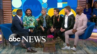 Download 'Queer Eye' stars' incredible surprise reunion with fan favorite Mama Tammye | GMA Video