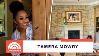 Download Inside Tamera Mowry Housley's 'Paradise' Home And Family Vineyard | At Home With Natalie | TODAY Video