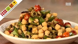 Download Chickpea Salad With Roasted Vegetables - Cook Smart Video