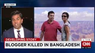Download AVIJIT ROY - Prominent Bangladeshi American Freethinker Blogger - HACKED TO DEATH Video