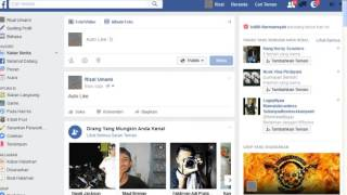 Download Tutorial Auto Like Facebook #Indonesia 2016 Video