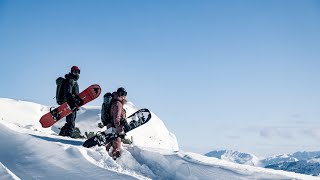 Download Freeride Adventures with Life in White Video