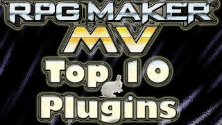 Recommended Plugins #1 [ Rpg Maker MV ] [ RPGツクールMV ] Free