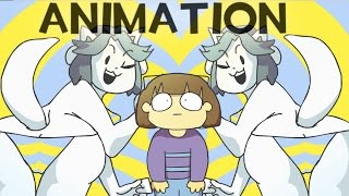 Download Undertale Animation - High on Tem Flakes [Music Video] Temmie Video