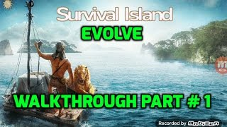 Download Survival Island Evolve Game play Part 1 Android Video