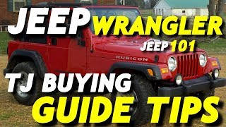 Download What to Look For When Buying A Jeep Wrangler TJ Video