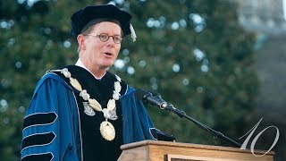 Download Duke President Vincent Price Delivers Inaugural Address Video