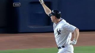 Download Yankees walk off on Headley's solo blast Video