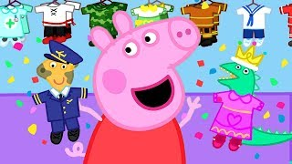 Download Peppa Pig Official Channel 🎉 Peppa's New Year, New Look 🎉 Video