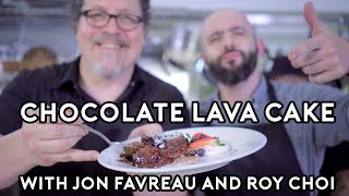 Download Binging with Babish: Chocolate Lava Cakes from Chef feat. Jon Favreau and Roy Choi Video