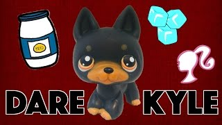 Download LPS DARE KYLE - Freezing, Singing, and Toilets! Video