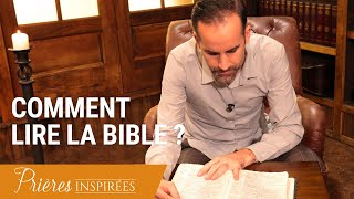 Download Comment lire et méditer la Bible le matin ? (7 étapes) - Jérémy Sourdril Video