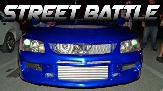 Download 1000hp EVO'S - Street GRUDGE RACE in Florida! Video
